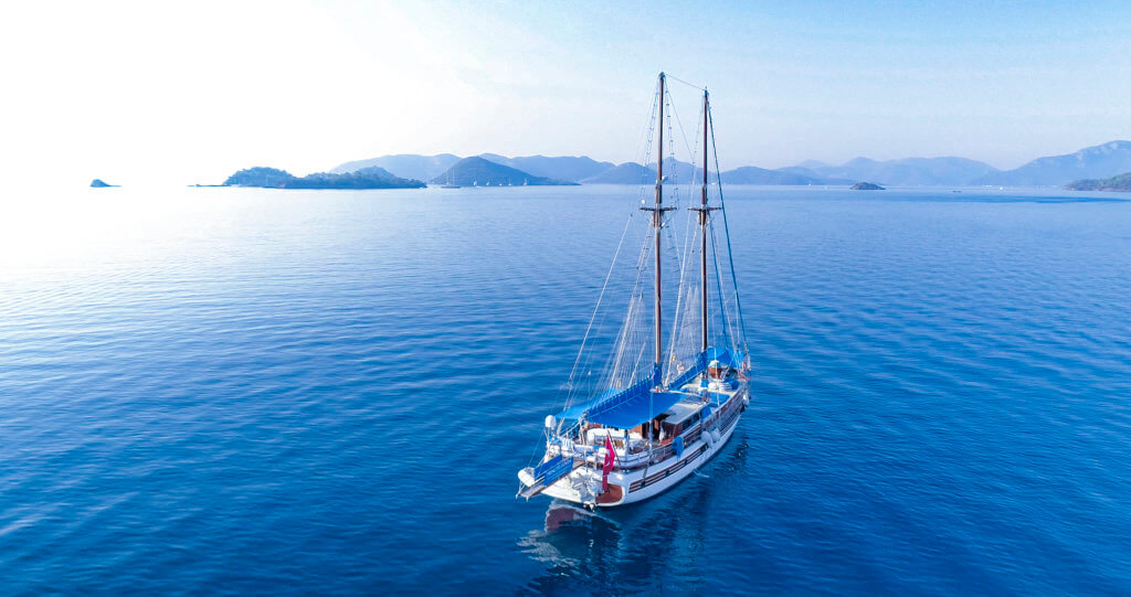 Exclusive Tailor Made Luxury Yacht Cruises on Board of Princess Funda I Göcek I Crewed Gulet Cruises in Turkey